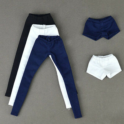 New Handmade Bottom Pants For Barbie Doll Clothes Fashion Trousers For 1/6 Doll