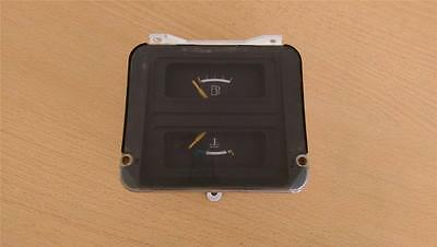 Holden Hj hx Hz Wb Yellow Needle Fuel & Temperature Gauge Tested