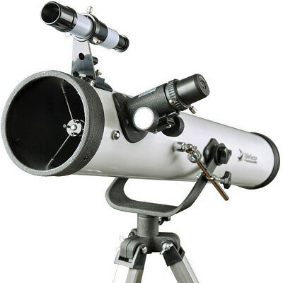 Astronomical Reflector Telescope for Beginners Adults Kids Moon Planets AZ 76700