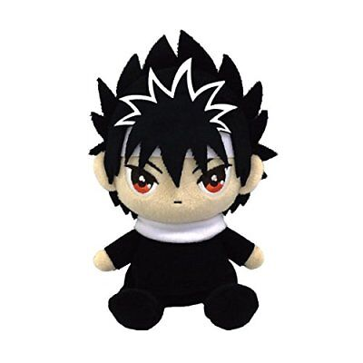 Yu Yu Hakusho Hiei Plush 5.9 inches Japan NEW BANDAI