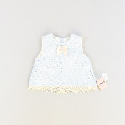 Blusa color Azul marca For Us 12 Meses