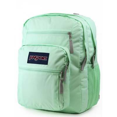 1334d7def5e JANSPORT Big Student Backpack - Brook Green Schoolbag JS00TDN70RC **FREE  Haribo