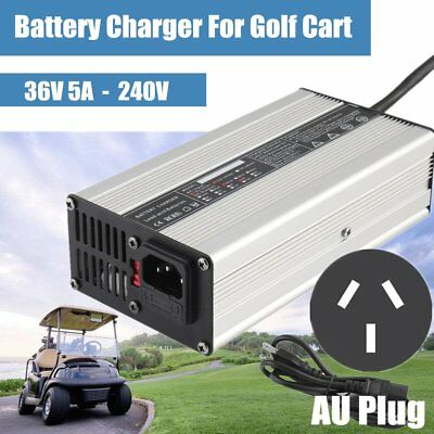 36V Golf Cart GUtomatic CC CV Floating Battery Charger For Club Car Yamaha EZGO