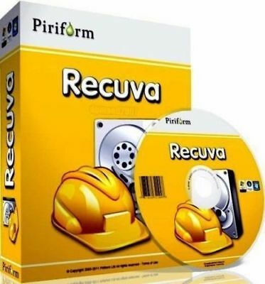 Piriform Recuva Professional | Recover Files From Windows PC ⭐Digital Download⭐