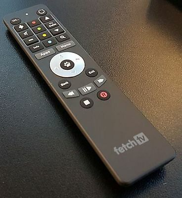 Fetch TV Remote works on older M605T & NEW MIGHTY MINI Fetch Boxs BRAND NEW
