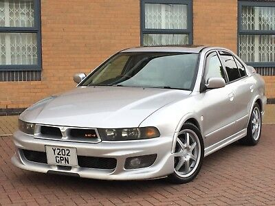 2001 MITSUBISHI GALANT 2 5 VR4 Twin Turbo 280 BHP **SORRY NOW RESERVED**