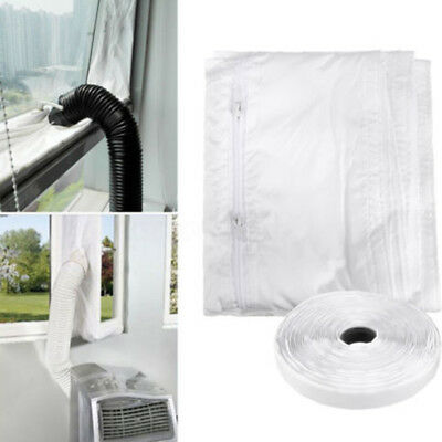 HOT Sale Window Air Lock Seal Cloth For Portable Mobile Air Conditioners Outlets