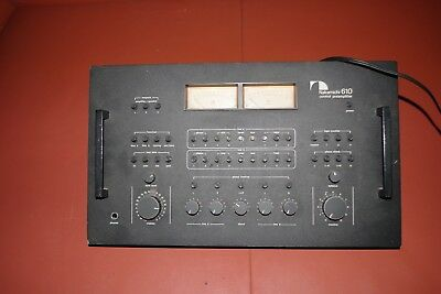 Nakamichi 610 Stereo Control Preamplifier