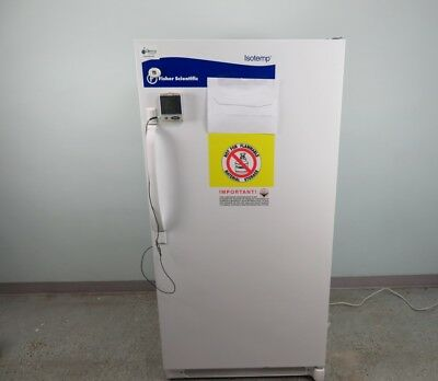 Fisher Scientific Isotemp General Purpose Refrigerator with Warranty SEE VIDEO