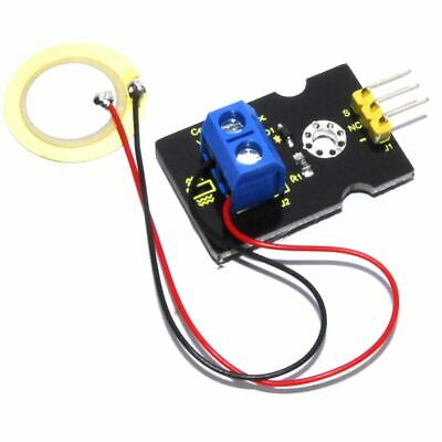 Keyestudio Ceramic Piezo Vibration Sensor Module KS0272 Pi Arduino Flux Workshop
