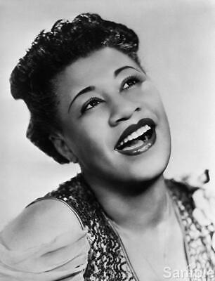 Ella Fitzgerald American Legend Jazz Singer 10x8 Music Photo Print