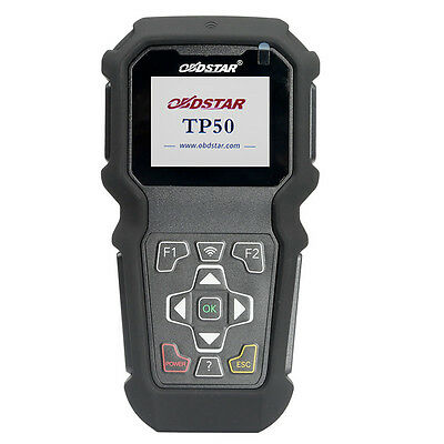 2018 OBDSTAR TP50 Intelligent Detection TPMS Activation Reset & Diagnostic Tool
