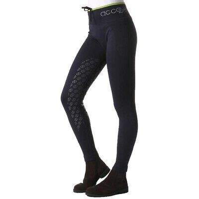 LEGGINGS New Pantalone Donna SEAMLESS LIMITED GRIP ACCADEMIA ITALIANA STYLE