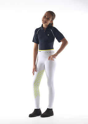 New Pantalone JUNIOR SEAMLESS LEGGINGS LIMITED GRIP ACCADEMIA ITALIANA STYLE