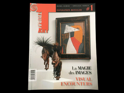 Tribal Art Magazine Special Issue #1  Visual Encounters   Oliver Wick  Modern