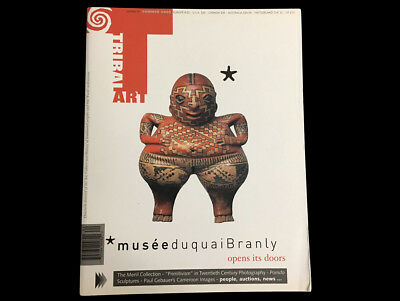 Tribal Art Magazine Summer 2006 Musee Du Quai Branly  Primitivism In Photography