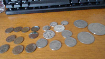 Starter Collection MIX Lot of coins