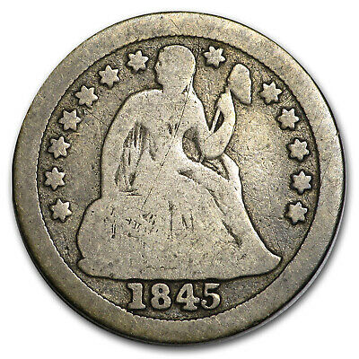1845-O Liberty Seated Dime Good - SKU#170322