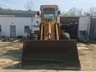 John Deere 444 Wheel Loader