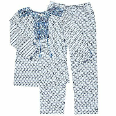 Anne Klein  3/4 Sleeve PJ Set  NIP -   Large & XXLarge - Very cute & comfy
