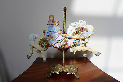 The American Carousel Horse By Tobin Fraley 2Nd Ed 552/9500 ~ Very Large W/tag