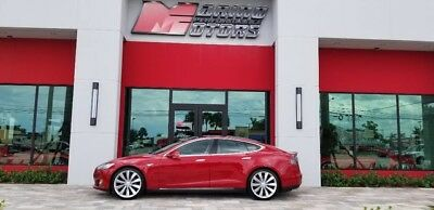 2013 Tesla Model S  2013 P85 - 1 OWNER - AMAZING CONDITION - LOADED WITH OPTIONS - FLORIDA