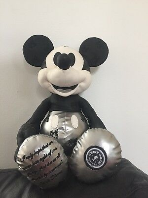 Mickey Mouse Memories January Plush 1/12 LIMITED EDITION AND SOLD OUT