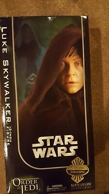 Sideshow Collectibles Star Wars Jedi Knight LUKE SKYWALKER 1/6-Scale NEW