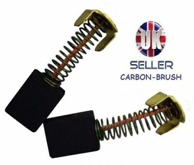 Carbon Brushes For Evolution Fury 3-S 210mm Mitre Saw