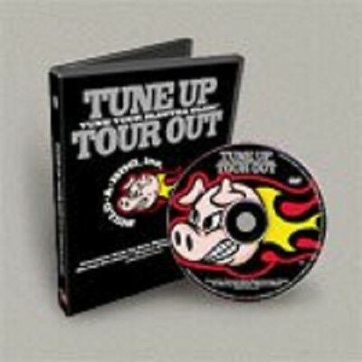 Build a Hog Tune Up Tour Out Electra Glide Road King DVD