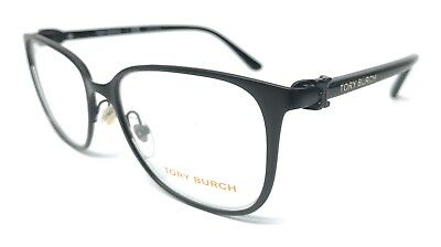 a60dc061ee5417 NEW TORY BURCH Ty1053 3079 51Mm Black Authentic Eyeglasses Rx-Able ...