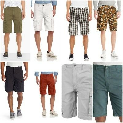 76257c90a2 NEW LEVI'S MEN'S Relaxed Fit Ace Cargo Shorts Many Colors NWT ...