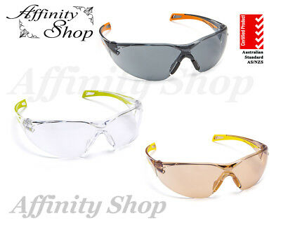 4x Force360 Runner Safety Specs Medium Impact Protection Quality AS/NZS Spec
