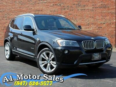 2013 BMW X3 xDrive35i 2013 BMW X3, Carbon Black Metallic with 75,305 Miles available now!