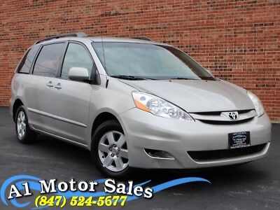 2008 Toyota Sienna XLE 1 Owner Rear TV 2008 Toyota Sienna, Silver Shadow Pearl with 133,750 Miles available now!