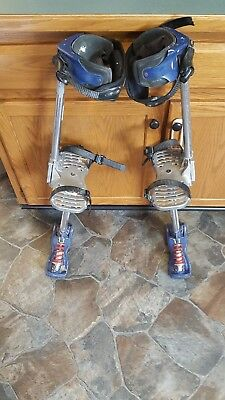 "Marshalltown Skywalker Drywall Stilts (SW218) 18-30""  (2 sets)"