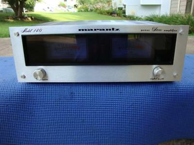 Super Nice Marantz 140 Stereo Power Amplifier - Pro Serviced !!