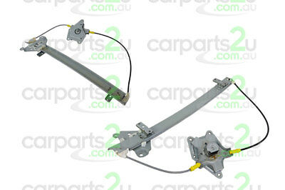 TO SUIT NISSAN NAVARA D21 UTE  WINDOW REGULATOR 01/86 to 02/97 RIGHT