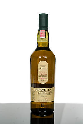 Lagavulin Aged 18 Years Feis Ile 2016 Islay Single Malt Scotch Whisky (700ml)