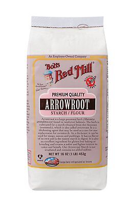 Bobs Red Mill Arrowroot Starch / Flour, 16-ounce
