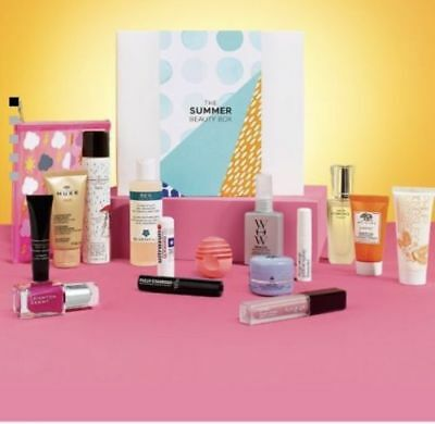 Marks and Spencer M&S Limited Edition Summer Beauty Box 2018 Brand New RRP £135