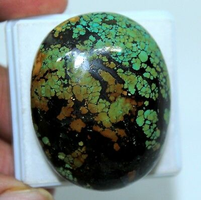 137.50 Cts NATURAL GENUINE TIBET TURQUISE CABOCHON OVAL SHAPE LOOSE GEMSTONES