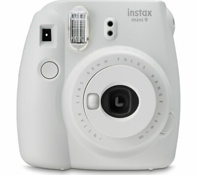 INSTAX mini 9 Instant Camera - Smoky White