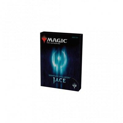 Magic The Gathering  - Signature Spellbook : Jace (Anglais)