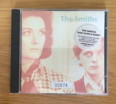 The Smiths - How Soon Is Now? - CD 1 - Limited Numbered Edition In Double Case