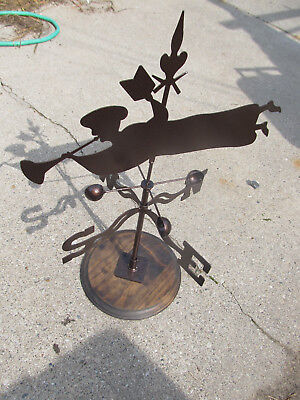 """Table Top Weathervane almost 26"""" tall and just over 20' wide"""
