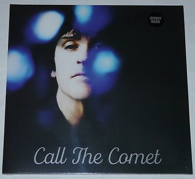 Johnny Marr Call The Comet LP Gatefold 12 Track Black Vinyl Edition New/Official