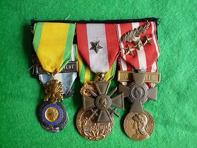 French  gallantry mounted Medal group.French Foreign Legion  poss.