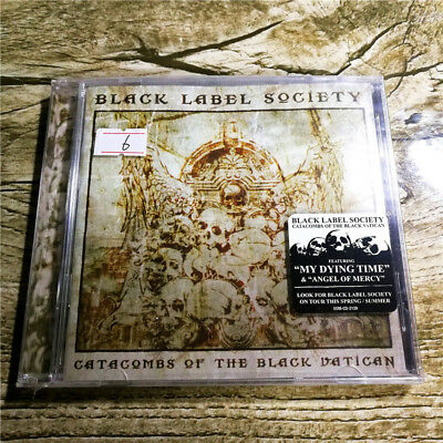 Black Label Society-Catacombs Of The Black Vatican EOM-CD-2139 EU CD SEALED NEW