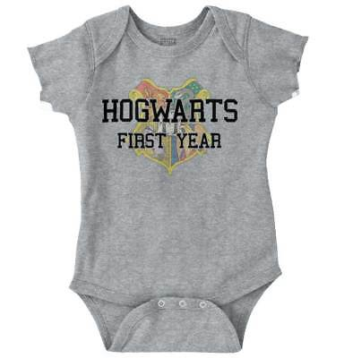 First Year Cool Shirt Funny Gift Baby Romper Bodysuit